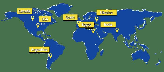 map-canada-usa-argentina-spain-egypt-ukraine-india