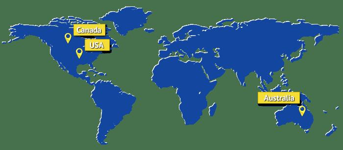 canada-usa-australia-map