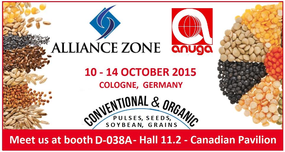 Alliance-Zone-Inc-Canada-at-ANUGA-2015 -