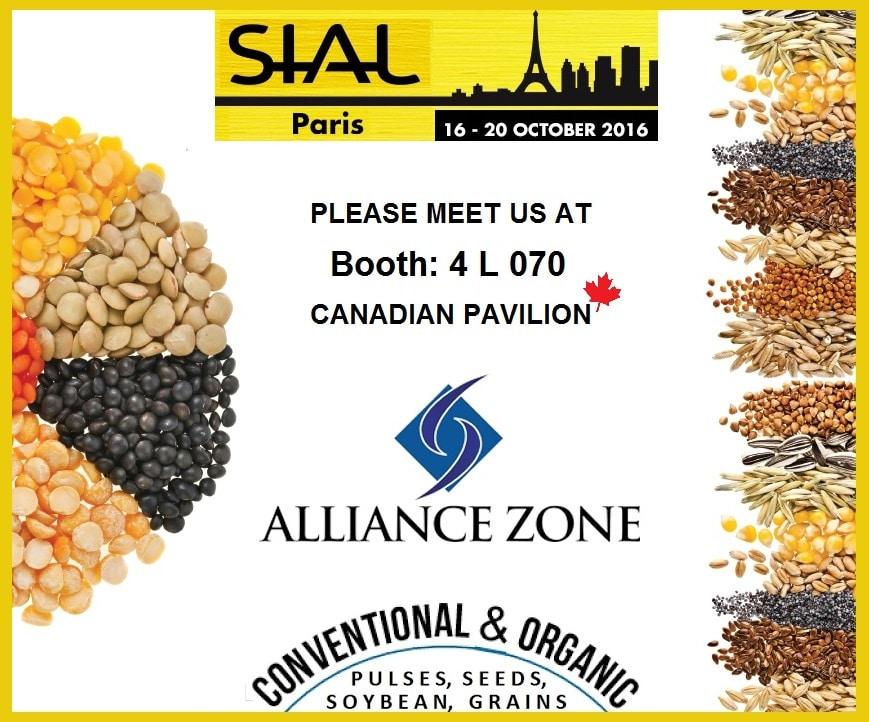 Alliance Zone Inc @ SIAL PARIS - 2016