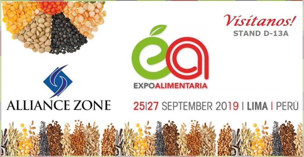 Alliance-Zone-at-ExpoAlimentaria-Lima-Peru-2019